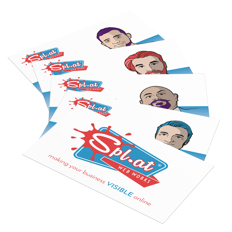 Business card design business card printing dartford london our graphic design team can create and design stunning business cards to help you with your off line marketing reheart Image collections