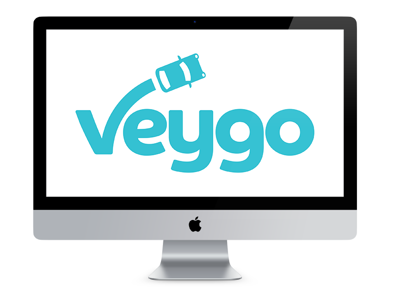 Veygo Logo - Graphic design by splat